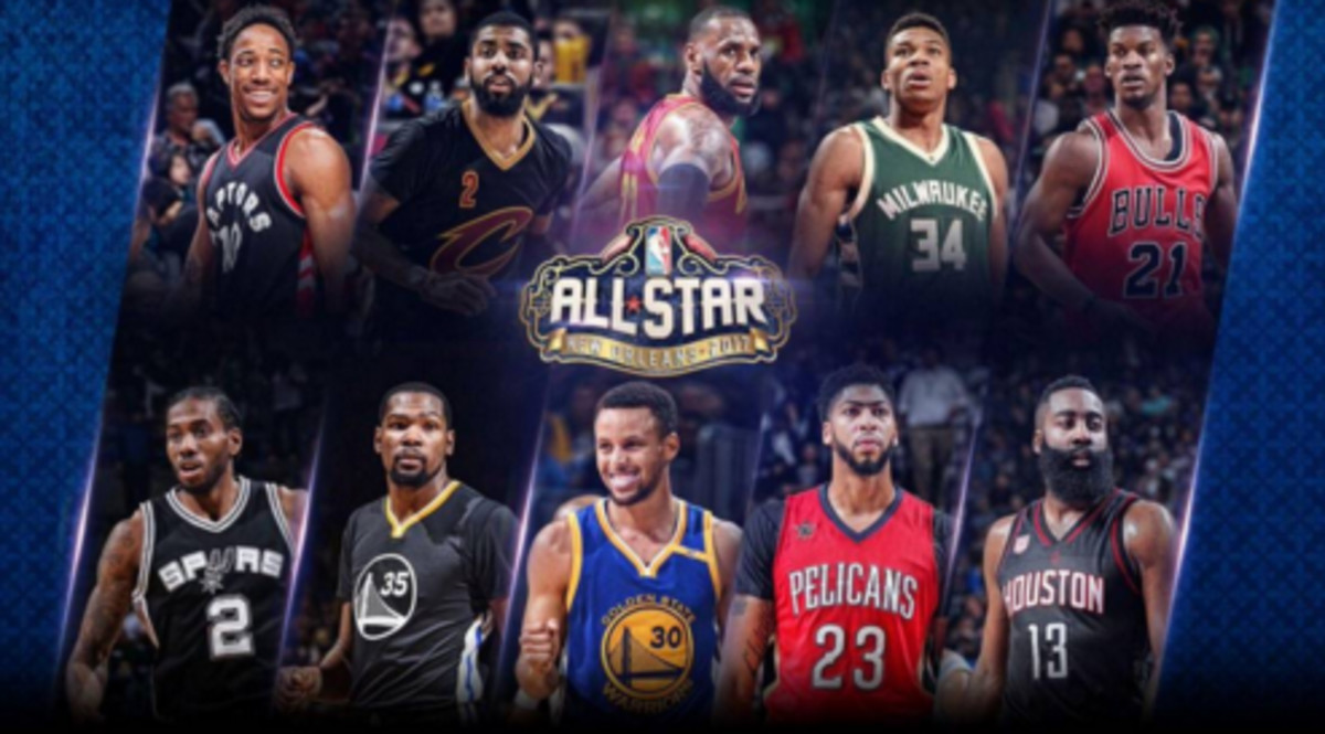 titulares all star